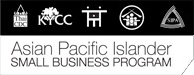 Go to Asian Pacific Islander Small Business Program's website (Opens in a New Window)