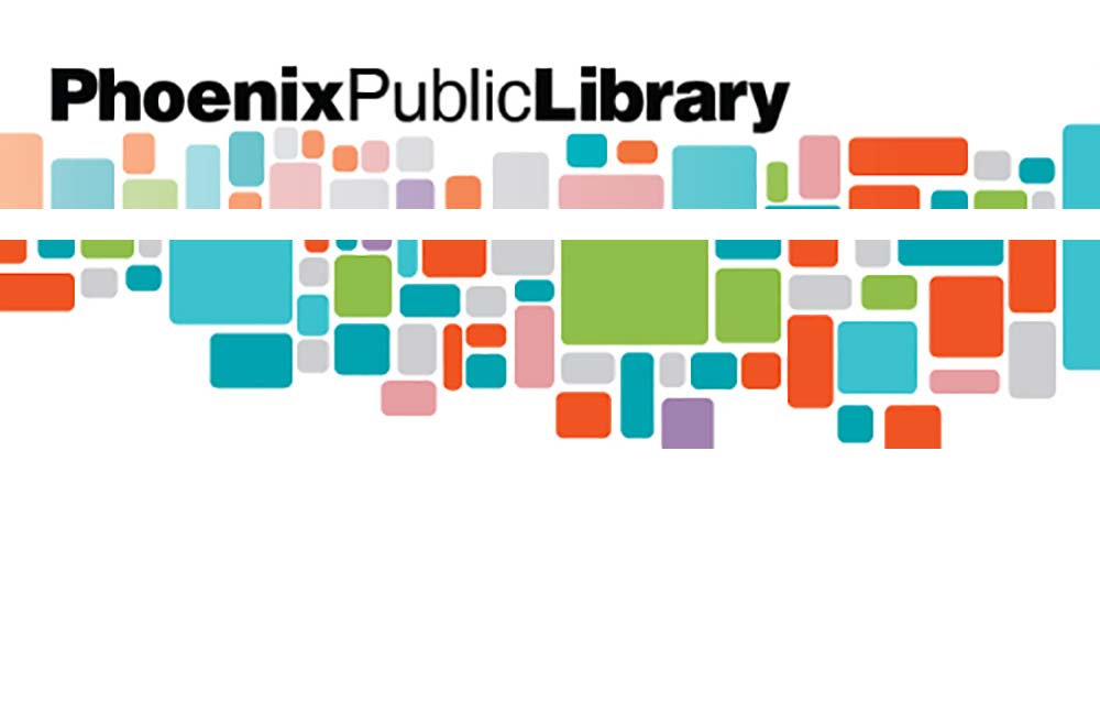 Phoenix Public Library Collage